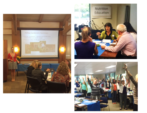 Dairy Council of California and partners promote wellness strategies for schools at trainings across California