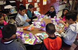 School breakfast fuels learning. Photo from Action for Healthy Kids