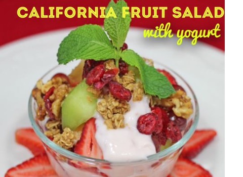 Recipes for the cafeteria and classroom from FRESHMeals and California Health Kids Resource Center