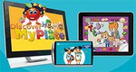 MyPlate eBooks from USDA start food literacy at a young age