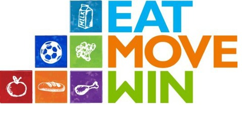 New digital high school nutrition education program, Eat Move Win