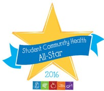 Nominate students who are committed to improving the health of their school community for a Student All-Star Award!