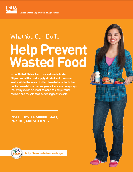 Help Prevent Wasted Food image