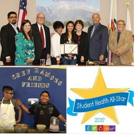 2017 Student Health All-Stars