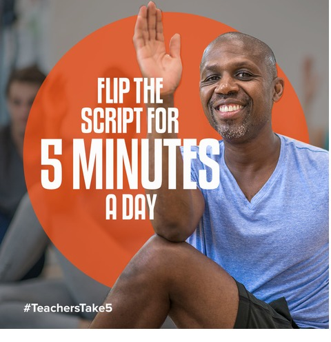 Flip the Script for 5 Minutes a Day