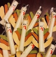 String Cheese Turkeys