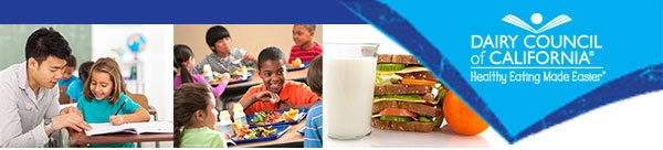 Dairy Council of California Header