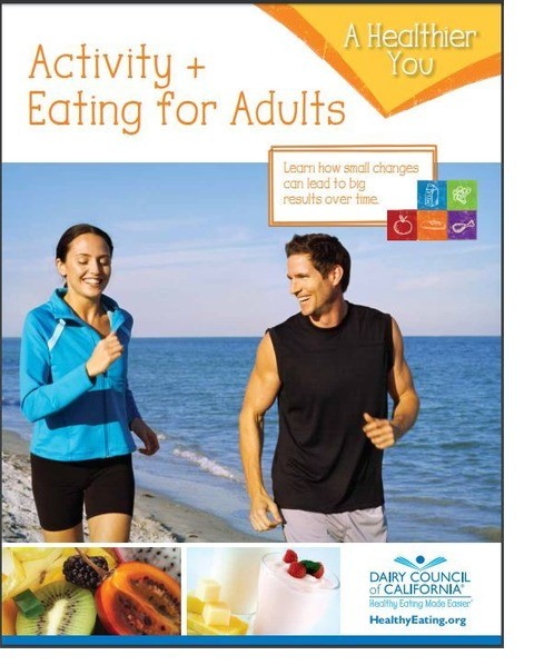 Activity + Eating for Adults